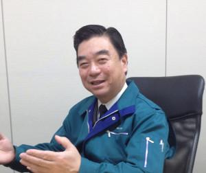 ムトーエンジニアリング代表取締役 阿部要一氏