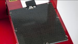 プリントベットの平行もセンサーで自動調整