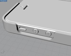 iPhone5のデータを使い実際にスイッチなどに当たらないかを検証