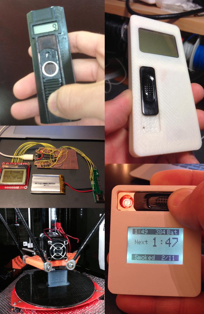 Quitbitを3Dプリンターで試作