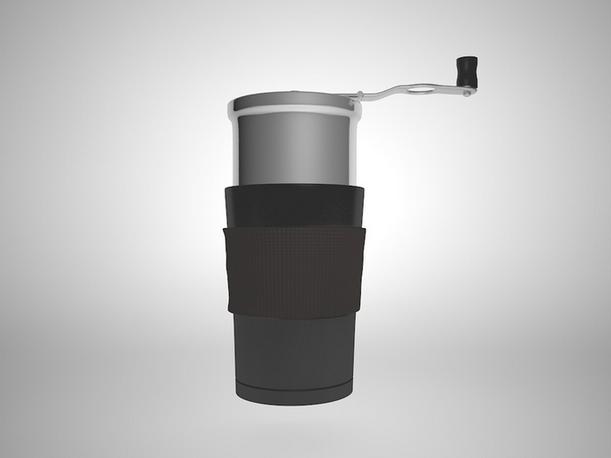 CADによるKickstarterプロジェクトでのデザイン