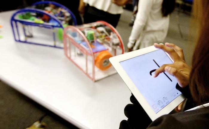 3DプリンターのモデリングがiPadで出来る