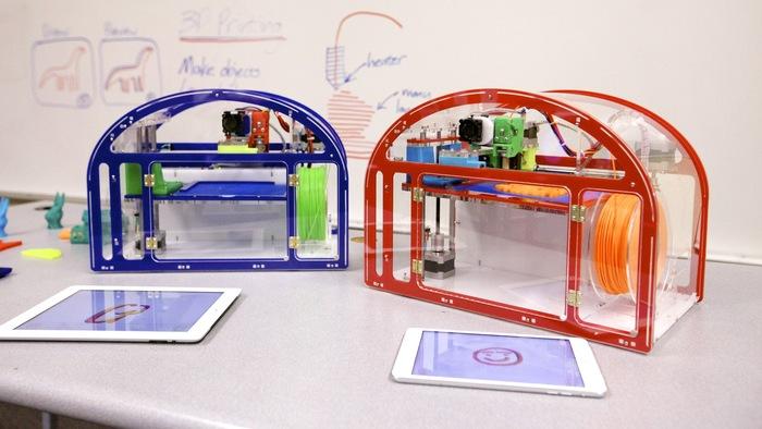 可愛いデザインの3DプリンターPrinteer