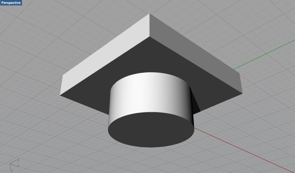 3Dスタンプの柄の部分