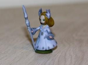3Dプリンターでキャラクターづくり