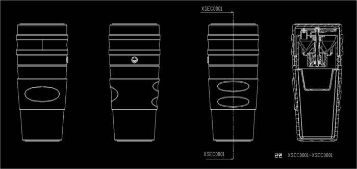 CADによるKickstarterプロジェクト