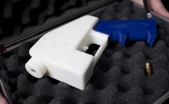 3Dプリンターでの銃製造