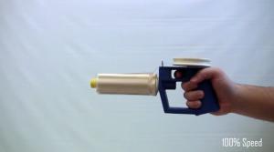 3Dプリンターで作る平和な銃
