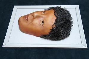 3Dプリンターによるマスクの制作