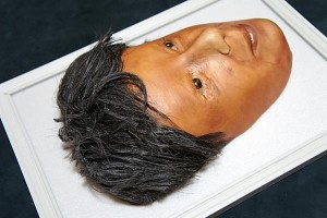 3Dプリンターによるマスクの制作2