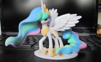 ハスブロとshapewaysの3Dプリント玩具