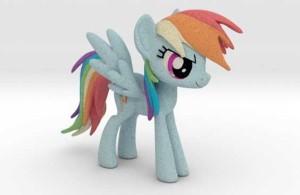 ハスブロとshapewaysの3Dプリント玩具2