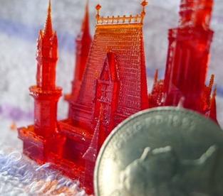 格安の光造形方式3Dプリンター