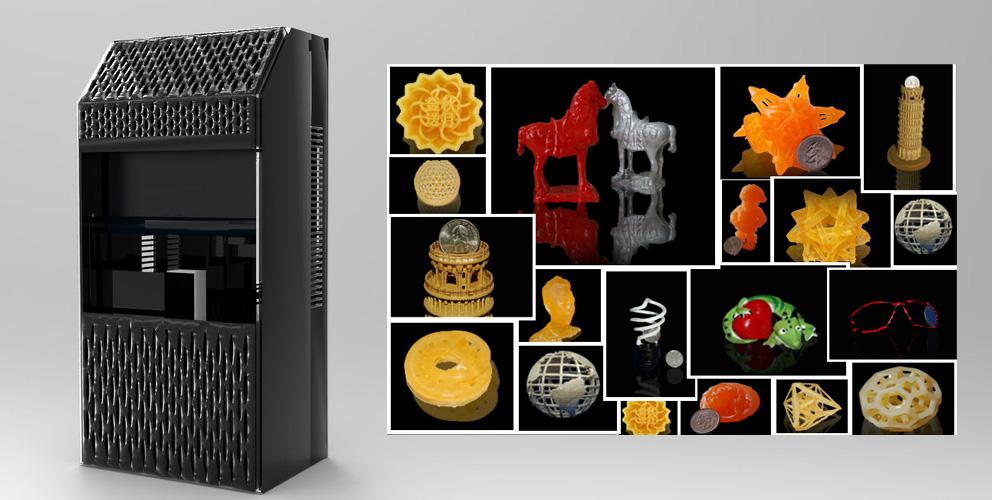 Uncia DLP 3D Printer