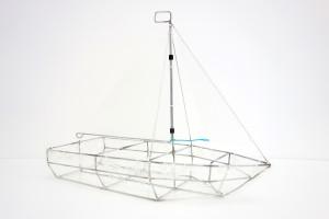 DIWIREによるワイヤー加工例 ボート