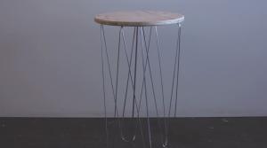 DIWIREで作った椅子