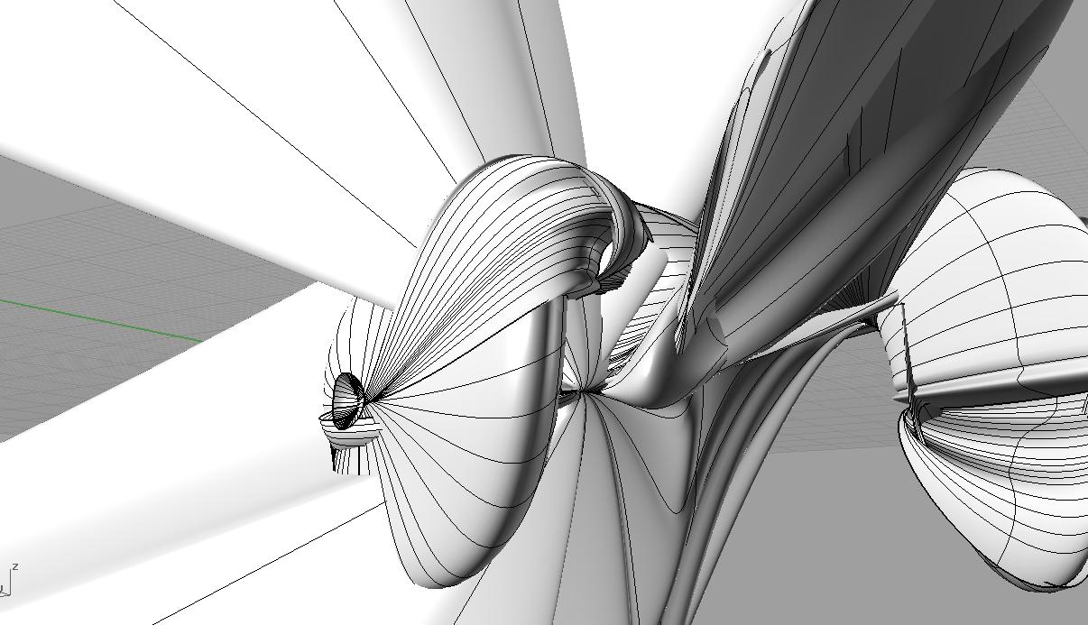 Noa Ravivがモデリングした3Dデータ