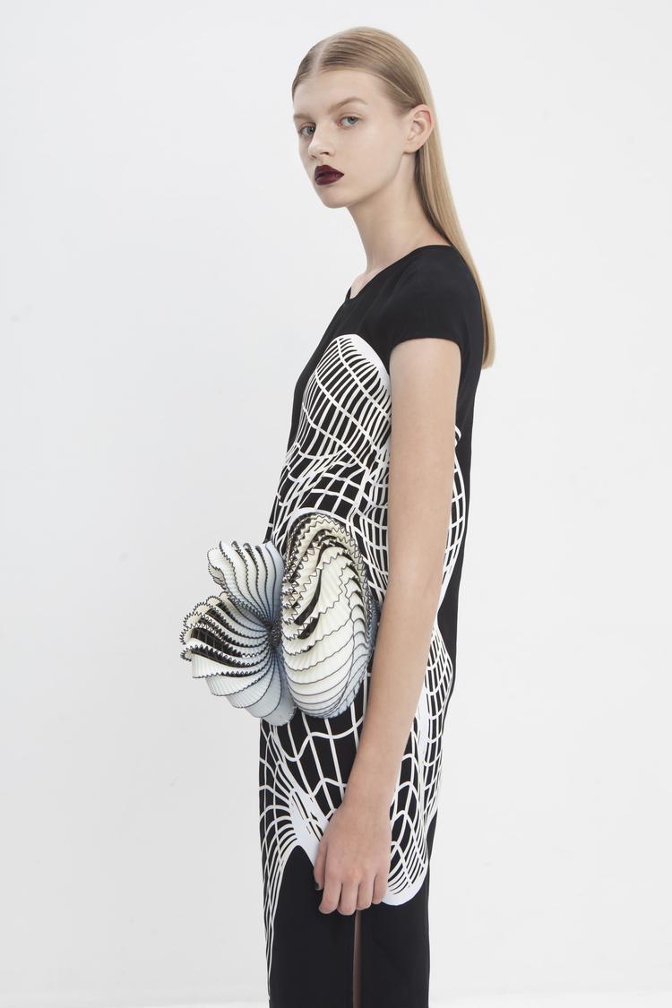 3Dプリンターで出力した洋服3