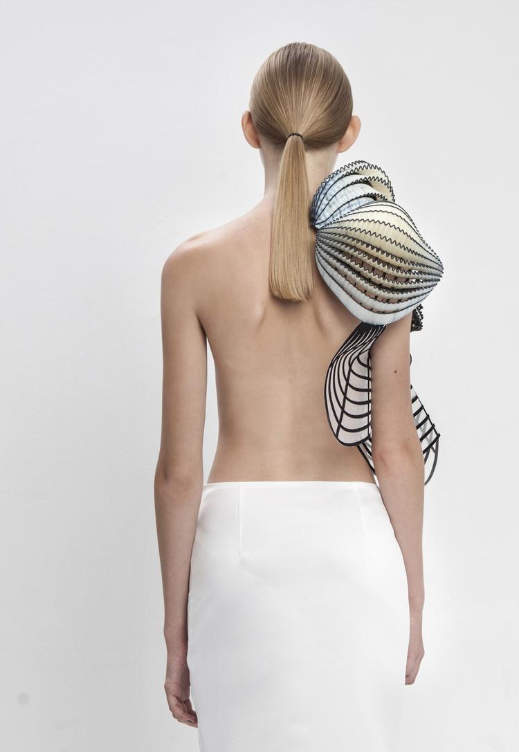 3Dプリンターを使ったファッションハードコピー2