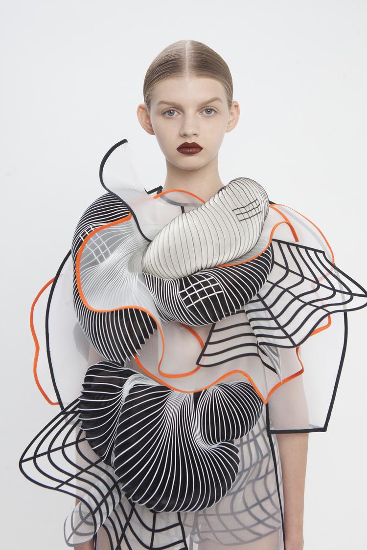 3Dプリンターを使ったファッションハードコピー3