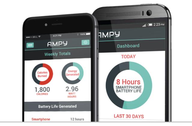AMPYのアプリ