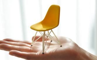 Shade3Dを使った椅子のデザイン