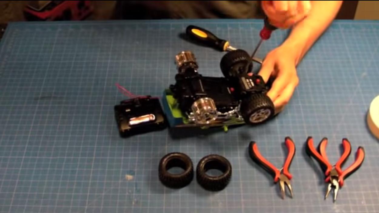 トゲゾーのラジコンを3Dプリンターで実現する過程