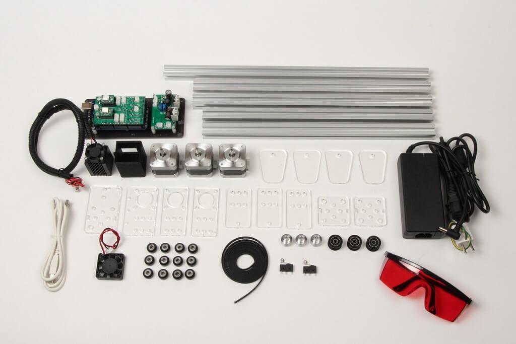 Smart Laser Mini組み立てキット