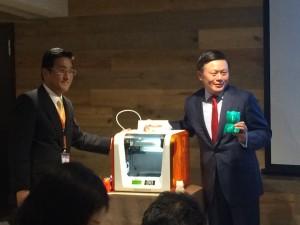 XYZジャパン開催の新商品発表会