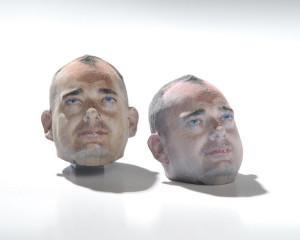3Dプリント コピー用紙 紙1