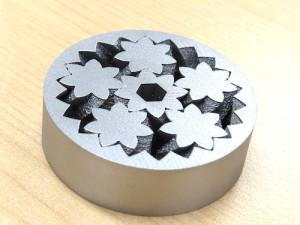 金属の3Dプリント1