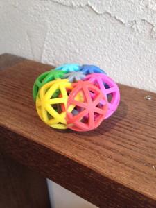フルカラー石膏 3Dプリント1