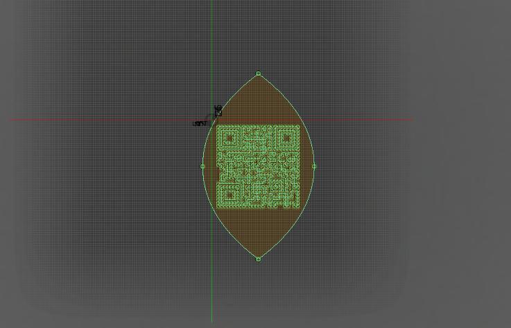 SVGデータをFusion360に読み込む