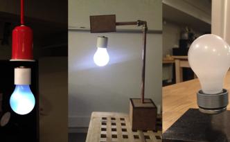 電源供給方法を変えたデザイン