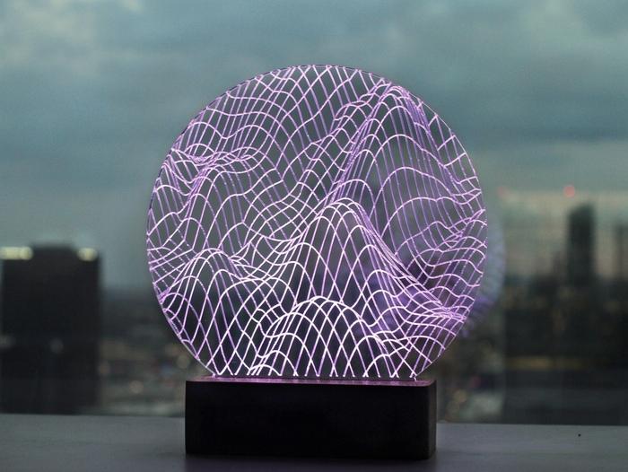 スマートランプのPretty Smart Lamp