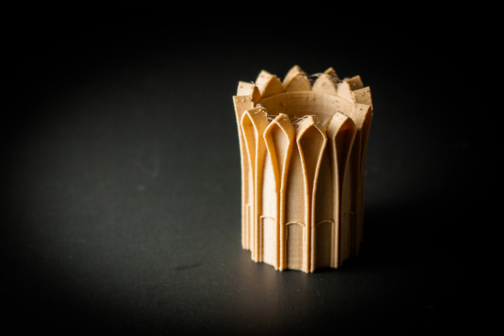 木質フィラメント 出力例5