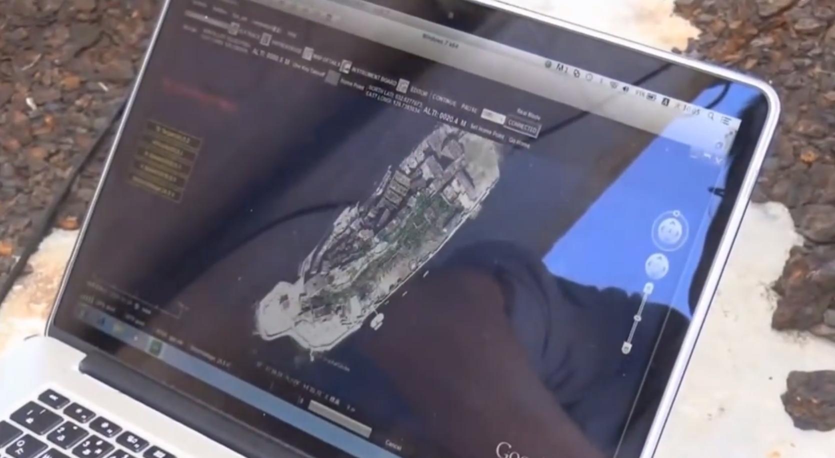 3Dデータ作成用の写真を収集
