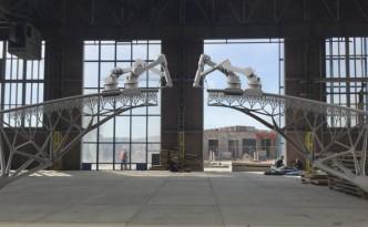 3Dプリンターの橋