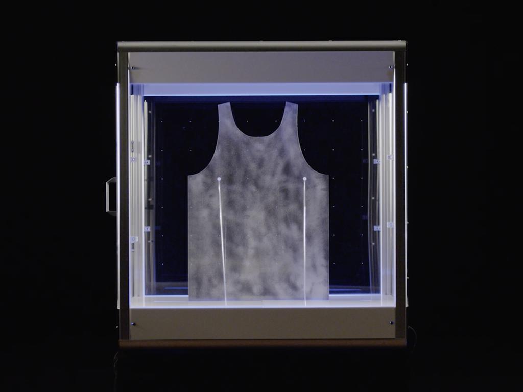 洋服の3Dプリンター Electroloom