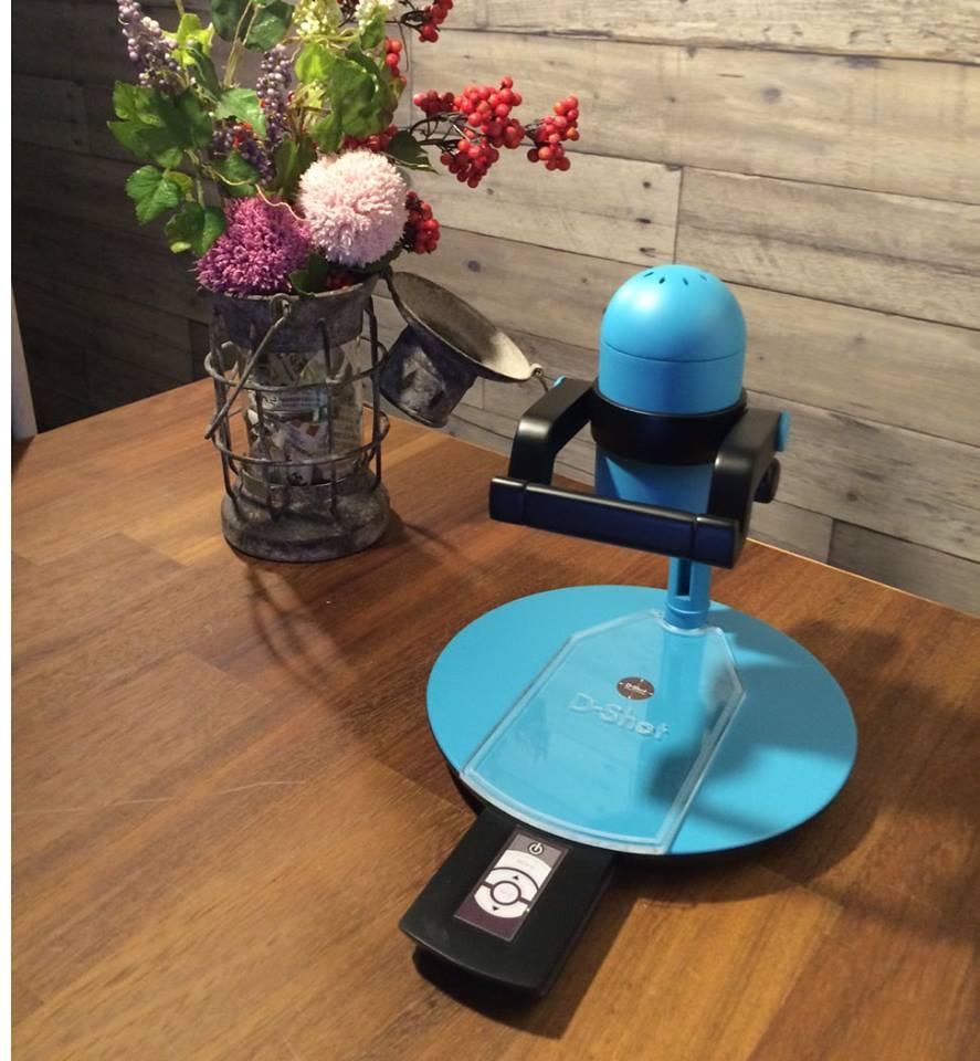3Dプリンターで作ったモック