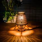 円錐型の照明