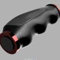 Fusion360で自転車のグリップを作った