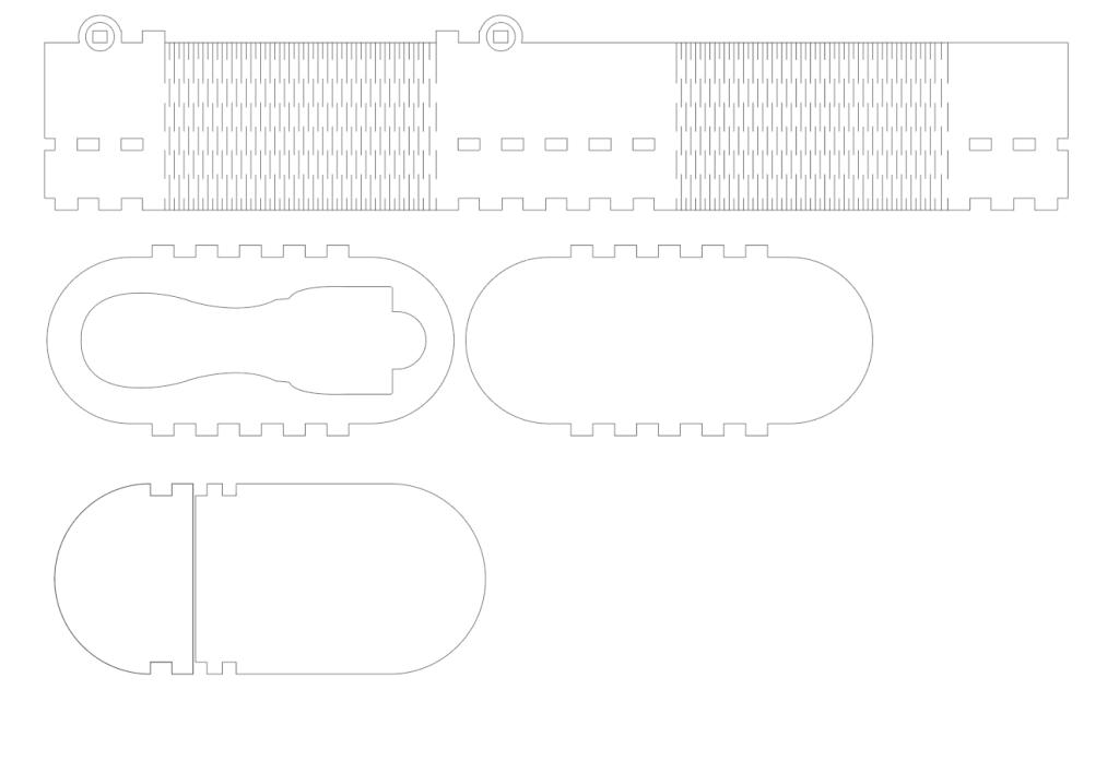 ハンコケースのイラストレーターデータ