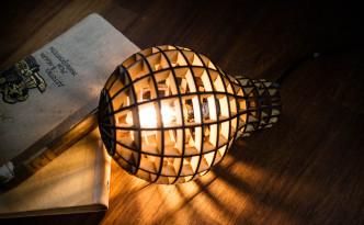電球型の照明