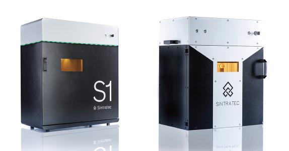 sintratecのレーザー焼結3Dプリンター