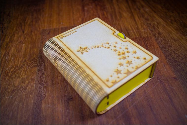 ブック型ボックス