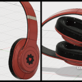 Fusion360でヘッドホンを作る