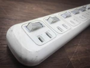 スイッチ付きの電源タップを選ぶべし