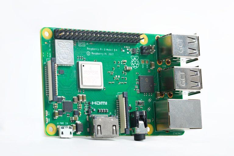 Raspberry Pi3Model B +