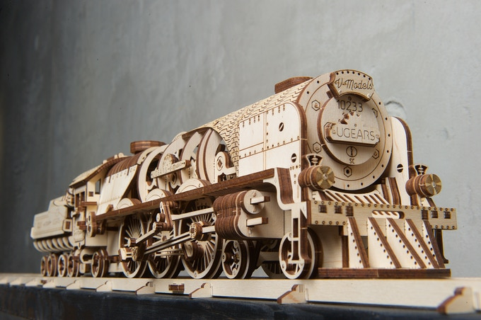 レーザーカッターのモデル